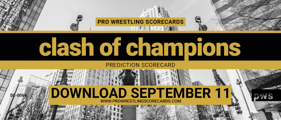 Coming Soon: Clash of Champions