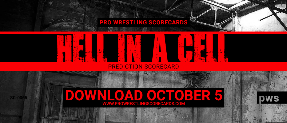 Coming Soon Hell in a Cell Prediction Scorecard Update