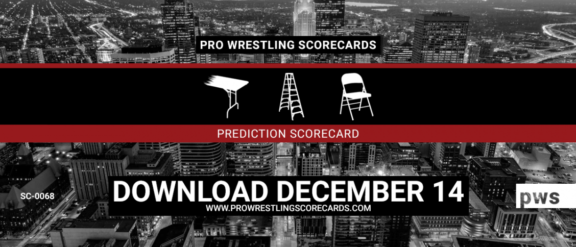 TLC prediction scorecard coming soon