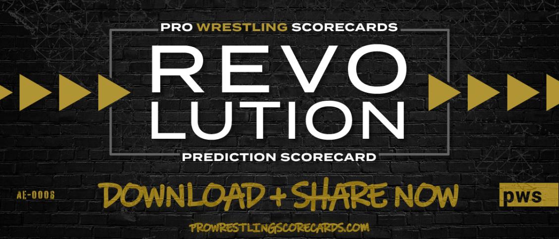 AEW Revolution Scorecard
