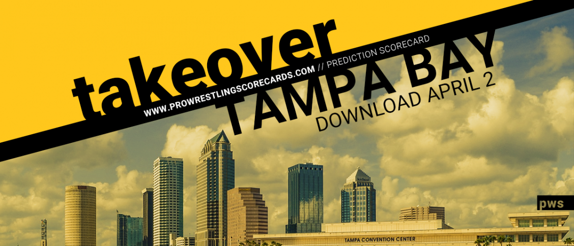 PWS TakeOver Tampa Prediction Scorecard