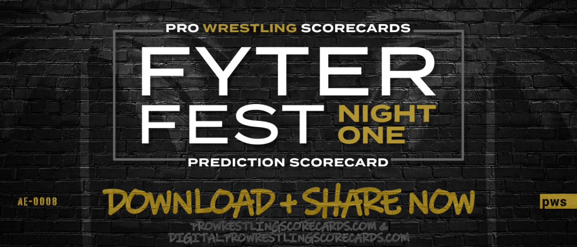 AEW Fyter Fest 2020 Night One