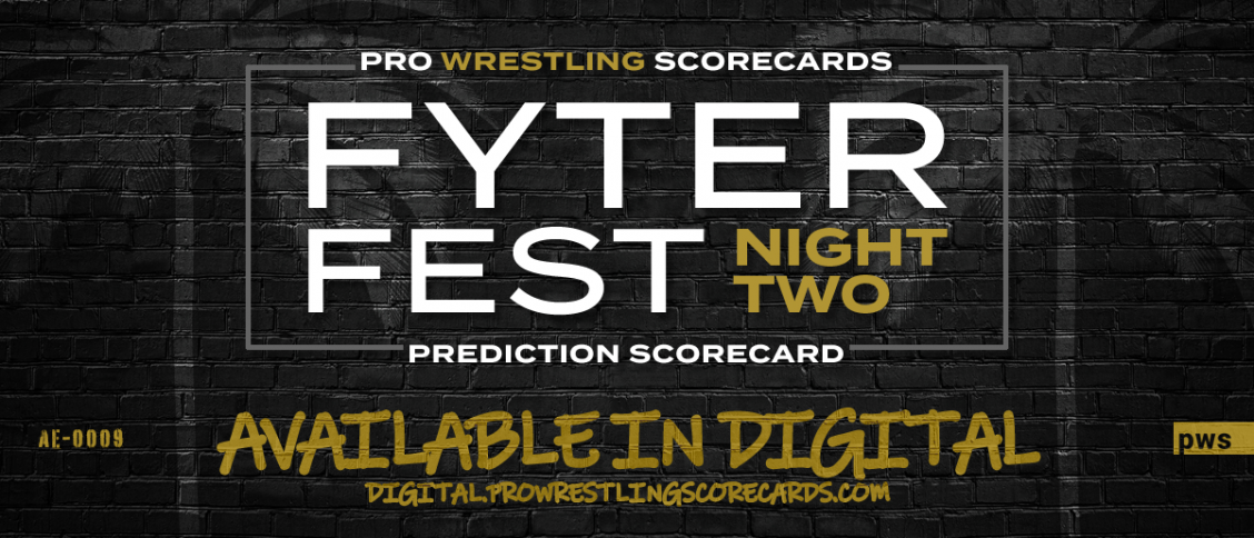 AEW Fyter Fest Night Two