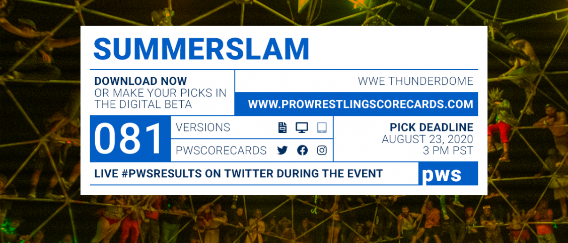 SummerSlam Prediction Scorecard
